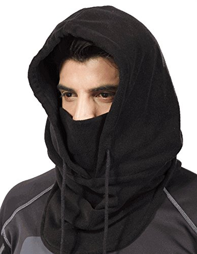 Balaclava Heavyweight Fleece Cold Weather Face and Neck Mask – DiZiSports Store