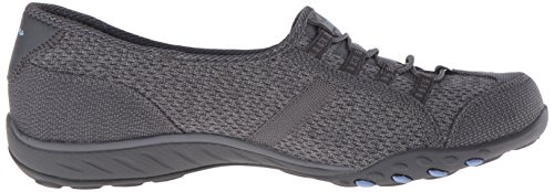 Skechers Breathe-Easy-Save-The-D, Merceditas para Mujer Gris