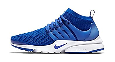 cheap amazing selection thoughts on Nike Max Air Presto Blue Sports Running Shoes: Buy Online at ...