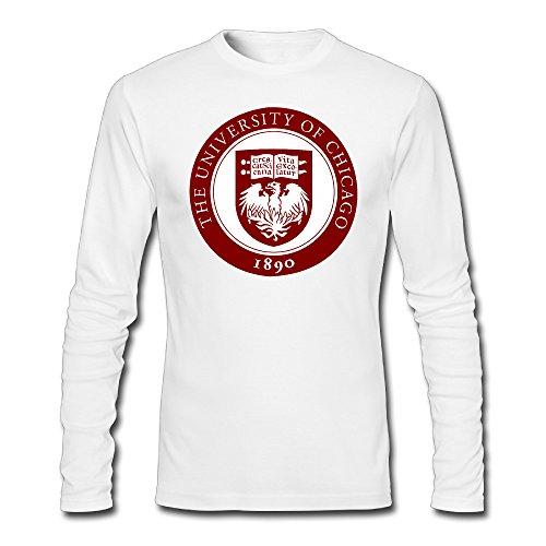 Custom UChicago Sleeve Round T Shirt product image