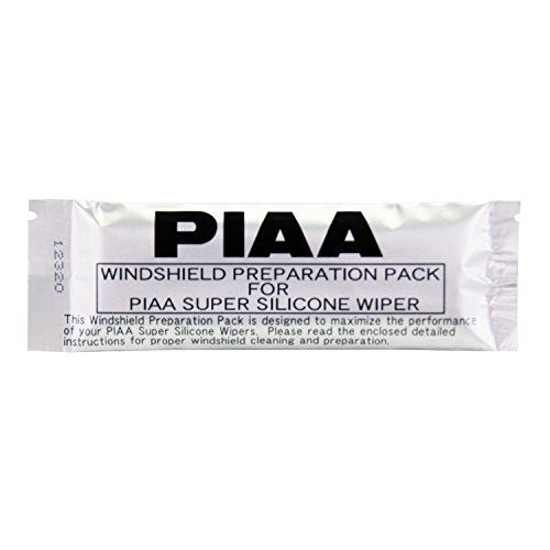 PIAA (94000) Silicone Prep Pad for Windshield
