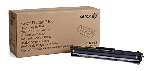 Original Black Imaging Unit - Genuine Xerox Black Imaging Unit for the Phaser 7100, 108R01151