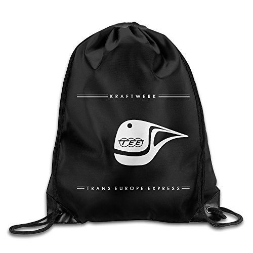 CYSKA Custom Kraftwerk Musical Band High Quality Cinch Pack (Autobahn Backpack)