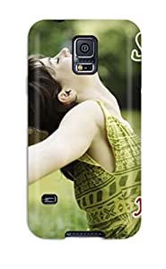 Donald Dickson Design Freedom Quotes Cover Case With Excellent Style For Galaxy S5 Sending Free Screen Protector