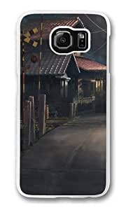 Children who chase lost Custom Samsung Galaxy S6/Samsung S6 Case Cover Polycarbonate Transparent