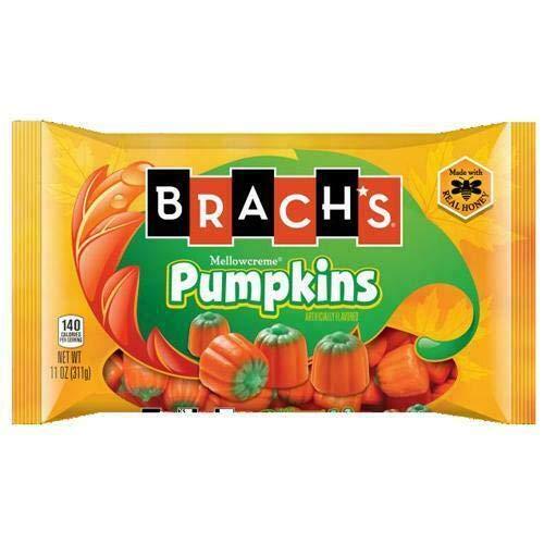 Brach's Mellowcreme Pumpkins (11 Ounce) by Brach's