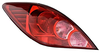 Nissan Versa Hatchback Replacement Tail Light Assembly   Driver Side Good Looking