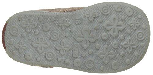 Catimini Papillon - Zapatos de primeros pasos Bebé-Niños Rose (Vte Rose Poudre Dpf/Gluck)