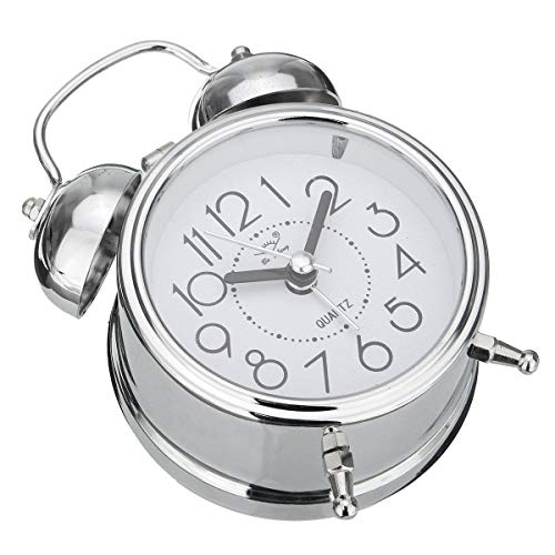 Multifunction LED Mirror Alarm Clock Digital Clock Snooze Big Time Display Desktop Alarm Clock