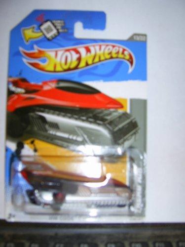 2012 Hot Wheels HW Code Cars '12 Tread Air 13/22 238/247 Scan & track