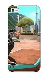 Premium [pwUWJjo10829YDUzr]shaun White Skateboarding Case For Iphone 5c- Eco-friendly Packaging