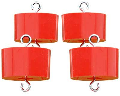 BestNest 4 Pack of Wildlife Accessories Red Trap-It Ant Traps