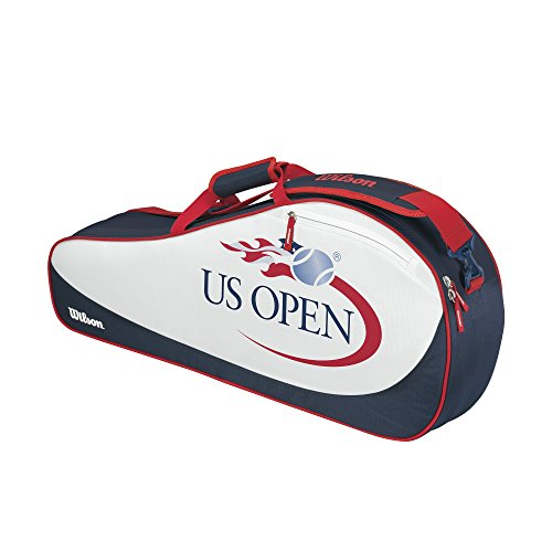 Wilson US Open Collection Us Open 3 Pack, Red/White/Blue