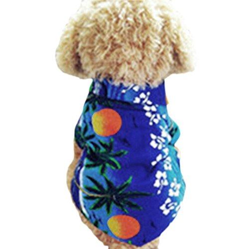 PanDaDa Dog Cat T Shirt Pet Clothing Shirt Puppy Clothes Summer Apparel