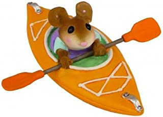 product image for Wee Forest Folk MS-22 Drifting Alone (Orange)