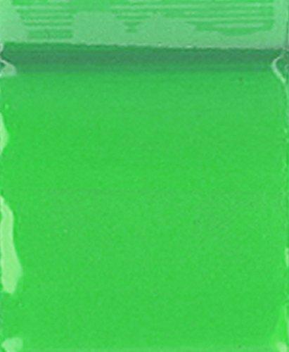 100 Top Quality Apple Brand Bags 175175 10 Color Mini Small Plastic Storage Ziplock Baggies TOP QUALITY (Green) Photo #2