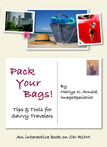 Price comparison product image Pack Your Bags! - Tips & Tools for Savvy Travelers