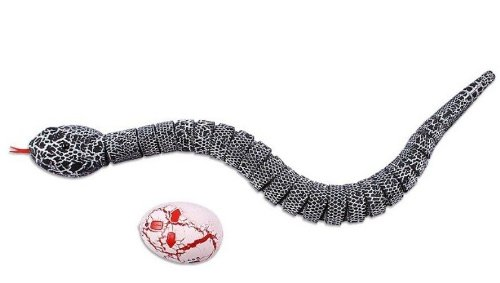 "16"" Realistic Remote Control RC Snake Toy (Assorted Colors)"