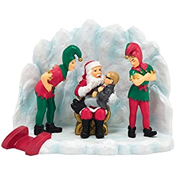 Amazon.com: Department 56 Christmas Story Village Pink Nightmare ...