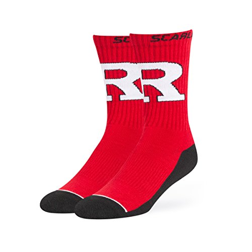 Ncaa Rutgers Scarlet Knights Ots Anthem Sport Sock  Red  Large