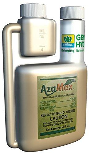 General Hydroponics GH2045 AzaMax, 4 Ounce