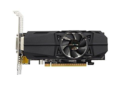 Gigabyte GeForce GTX 1050 Ti 4 GB OC Low Profile Video Card