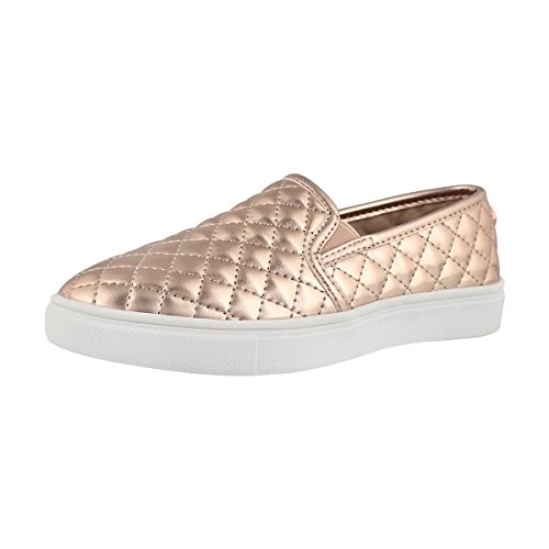 Price comparison product image Steve Madden Girl's J Ecentrcq Casual Slip On Shoe Rose Gold 13 M US