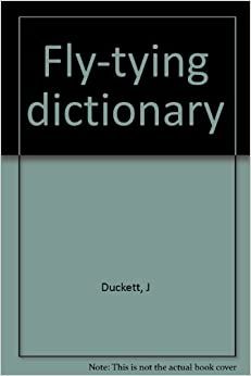 Fly-tying dictionary