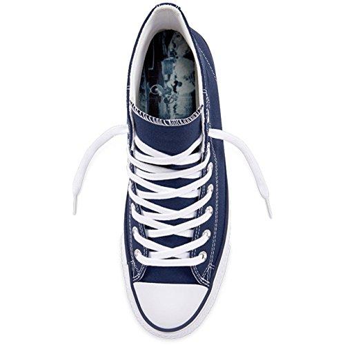 Converse Hombre Patines Chuh CTAS Pro Ox azul y blanco