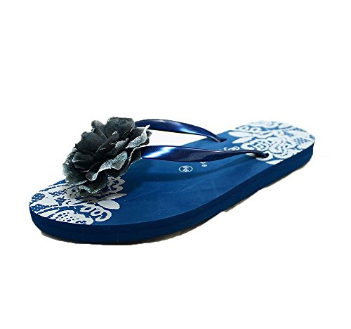 Blue Front Sendit4me Flop Piatta Sandali Donna Flip Rosetta nqqx0wvHR