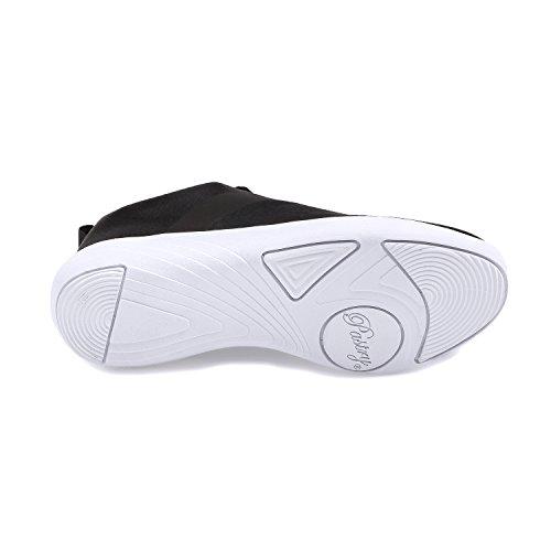 Black Sneaker White White Fitness Pastry Black Studio Sneaker Lightweight Trainer top Low wYqHf1w