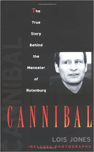 True Crime Novels To Inspire Your Next Horror Story - Cannibal: The Maneater of Rotenburg