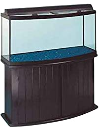 All Glass Aquarium AAG55007 Pine Cabinet, 72bf