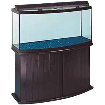 Amazon Com Aquatic Fundamentals 72 Gallon Bowfront