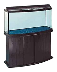 All Glass Aquarium AAG55007 Pine Cabinet, 72bf