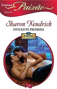 Inocente proibida (Harlequin Paixão Livro 243)