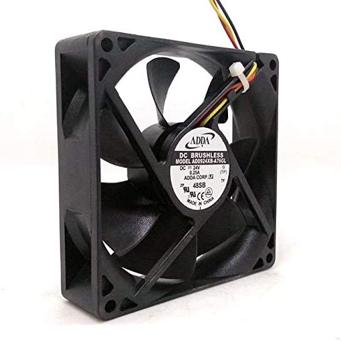 NEW cooling fan 90mm 92mm For AD0924XB-A76GL 24V 9025 9225 9CM double ball bearing cooling fan