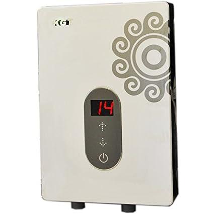 Calentador instantáneo 7Kw control táctil KGT para ducha, para fregadero