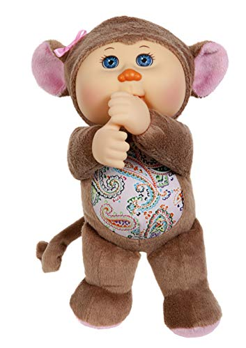 "Cabbage Patch Kids 9"" Syndey Monkey Zoo Cutie for sale  Delivered anywhere in USA"