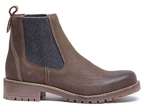 188 Justin 217 Chelsea zc Vert sasha Boots Reece A Olive 1 Femme xt4HrBt