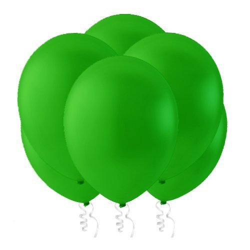 "Creative Balloons 12"" Latex Balloons - Pack of 144 Piece - Decorator Lime Green"