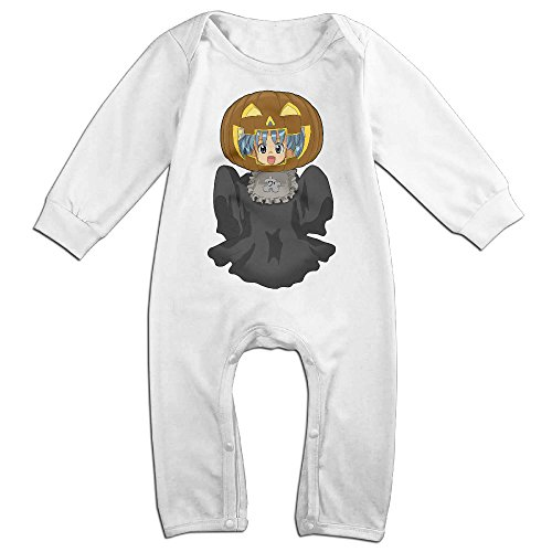 [Vinda Cute Halloween Costume Romper For Toddler White Size 18 Months] (Awesome Toddler Halloween Costumes)