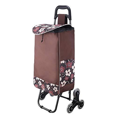 JINDIAN Foldable Cart Shopping Cart