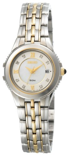 Seiko Women's SXDA26 Le Grand Sport Diamond Watch