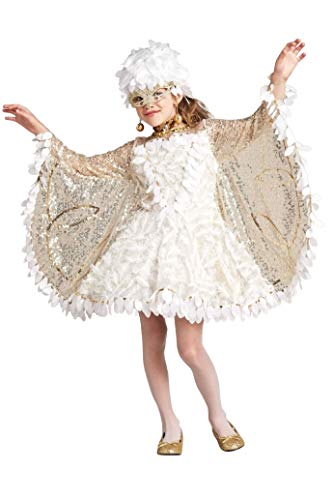 Chasing Fireflies Snow Owl Costume for ()