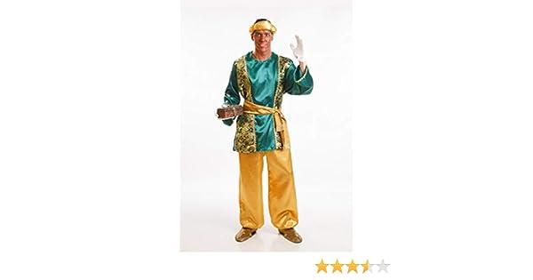 Disfraz de Paje del Rey Baltasar para hombre: Amazon.es: Juguetes ...