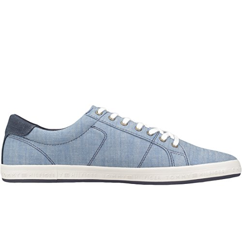 Tommy Hilfiger FM0FM01378 Zapatos Hombre Azul 40