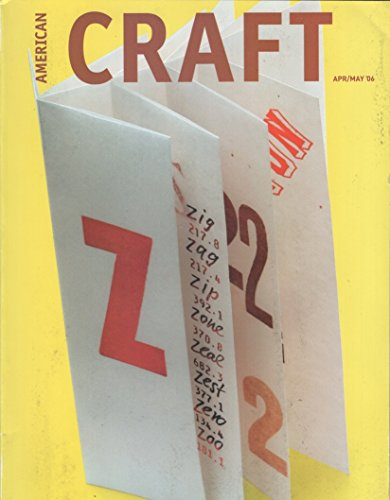 American Craft: April/May 2006, Volume 66, Number 2