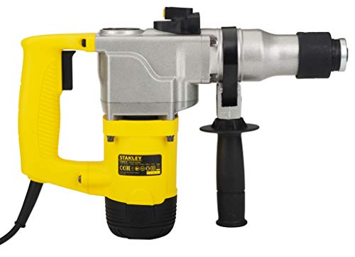 STANLEY STHR272KS 26mm 850-Watt 2 Mode L-Shape SDS-Plus 5Kg Hammer with Kitbox (Yellow and Black) 4