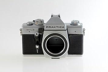 Fotokamera praktica mtl objektiv multi coating pentacon auto